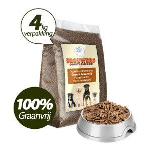Graanvrij - Superieur (PREMIUM) Geperste Puppy/Junior Kip & Aardappel - 4 kg