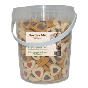 Hartjes Mix - 500 gram