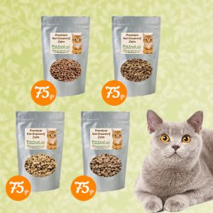 Kattenvoeding - Proefpakketje - 4 Samples naar keuze € 1,99 thuisbezorgd!