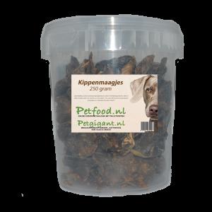 Kippenmaagjes - 250 gram