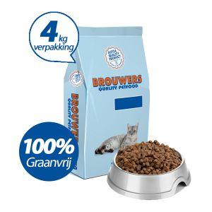 Premium Kat Graanvrij Zalm - 4 kg