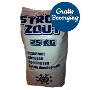 Strooizout - 25 kg