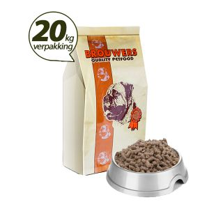 Superieur (Premium) Geperste Brokken Mini - 20 kg
