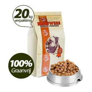 Graanvrij - Superieur (PREMIUM) Kip en Aardappel - 20 KG