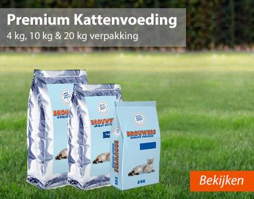 Premium kattenvoer